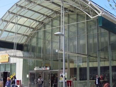 Wien Simmering Railway Station