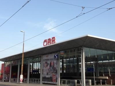 Wien Meidling Railway Station