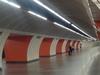 The U3 Underground Station
