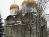 Dormition Cathedral In Winter