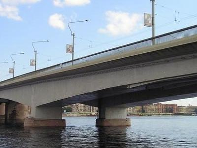 Alexander Nevsky Bridge