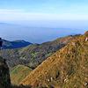Hikers At The Peak
