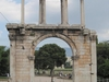 Arch Of Hadrian, Athens