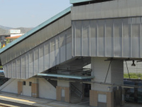 Ano Liosia Railway Station