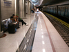 Doukissis Plakentias Station Platform