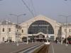Platforms At The Baltiysky Station