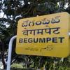 Begumpet railway station