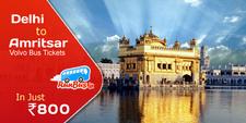 Delhi To Amritsar2