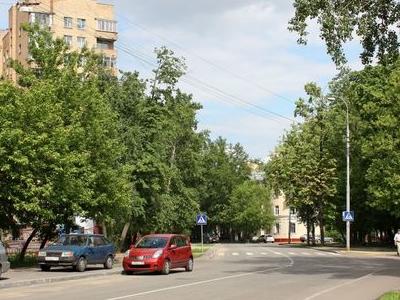 Marshala Koneva Street