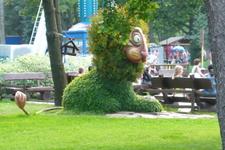Krestovsky Island, Amusement Park