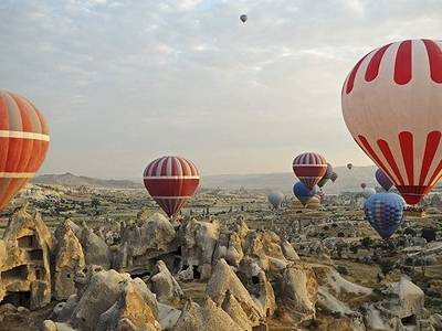 Excursion En Globo Por Capadocia Turquia