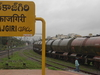 Freight  Tanker At  Malkajgiri