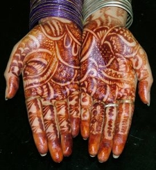 Henna Manos