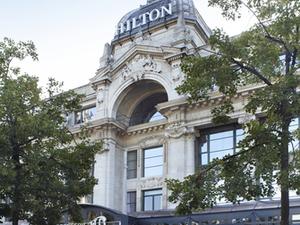 Hilton Antwerp Hotel