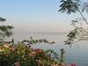 Husain Sagar Lake Misty Morning