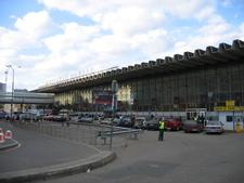 Kursky Railway Station