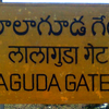Lallaguda railway station