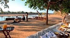 Mchenja Camp South Luangwa Zambia