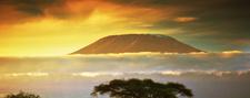 Mt Kilimanjaro Sun Rise