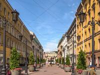 Malaya Sadovaya Street