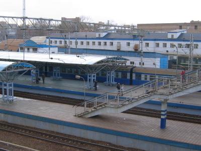 Moskva-3 Railway Station