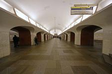 Borovitskaya Metro Station