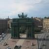Narva Triumphal Arch