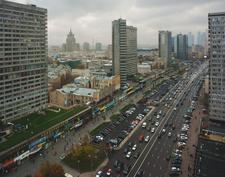 New Arbat Avenue