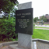Memorial Outside The Embassy Of Sweden