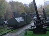 External Exhibits Including 0-8-0 Armoured Locomotive Ov 5067