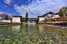 Paro Rinpong Dzong Fortres