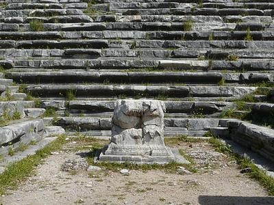 Priene Bouleuterion