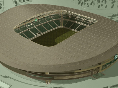 Panathinaikos F.C. New Stadium