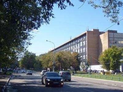 Prostornaya Street