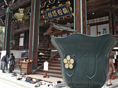 Seiryō-ji Hondō
