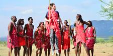 Traditional Maasai Dance