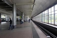 Vorobyovy Gory Metro Station