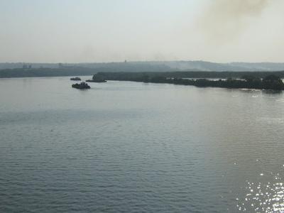 Mapuca  River  Near  Panaji  2