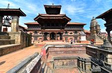 Bigstock Hindu Temple In Bhaktapur Nep 63105331