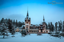 Peles Castle Winter