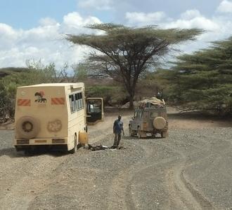 Chalbi Desert Kenya