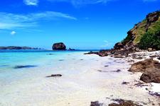 Keindahan Pantai Kuta Lombok 2