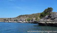 Pantai Pink Tangsi Lombok 2
