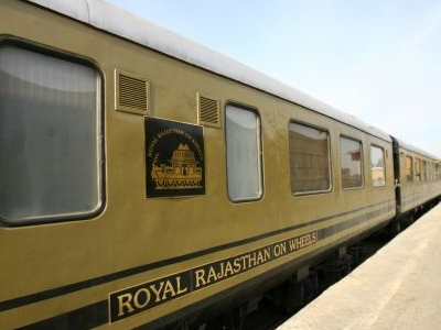 Royal Rajasthan At Platform