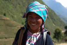 Smile From Sapa