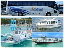 Boracay Bus And Boat Transportation Service