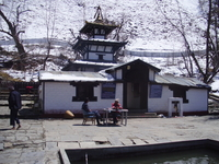 Muktinath Temple View