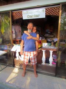 Samara-Carrillo Info Center Costa Rica Brenda & Christopher