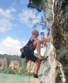 Climber Tonsai Krabi