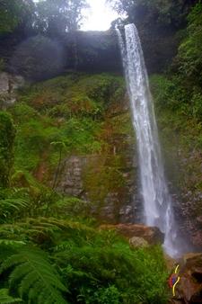 Fin Del Mundo Waterfall